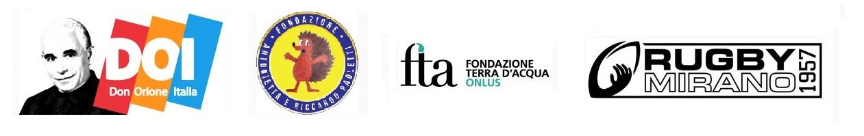 Don Orione Italia, Fondazione Antonietta e Riccardo Paoletti, FTA, Rugby Mirano