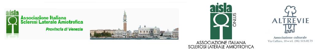 Aisla Provincia di Venezia, Aisla Onlus, Altrevie