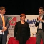 Assessore alla coesione sociale Simone Venturini